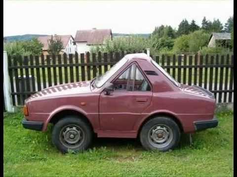 Carros mas feos