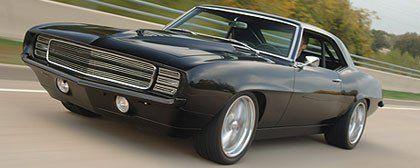 10 Muscle Cars de la historia 2