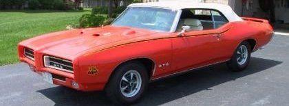 10 Muscle Cars de la historia 5