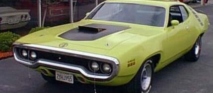 10 Muscle Cars de la historia 6