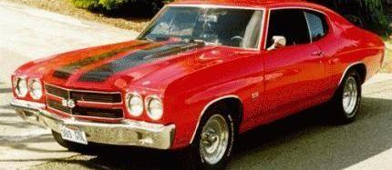 10 Muscle Cars de la historia 7