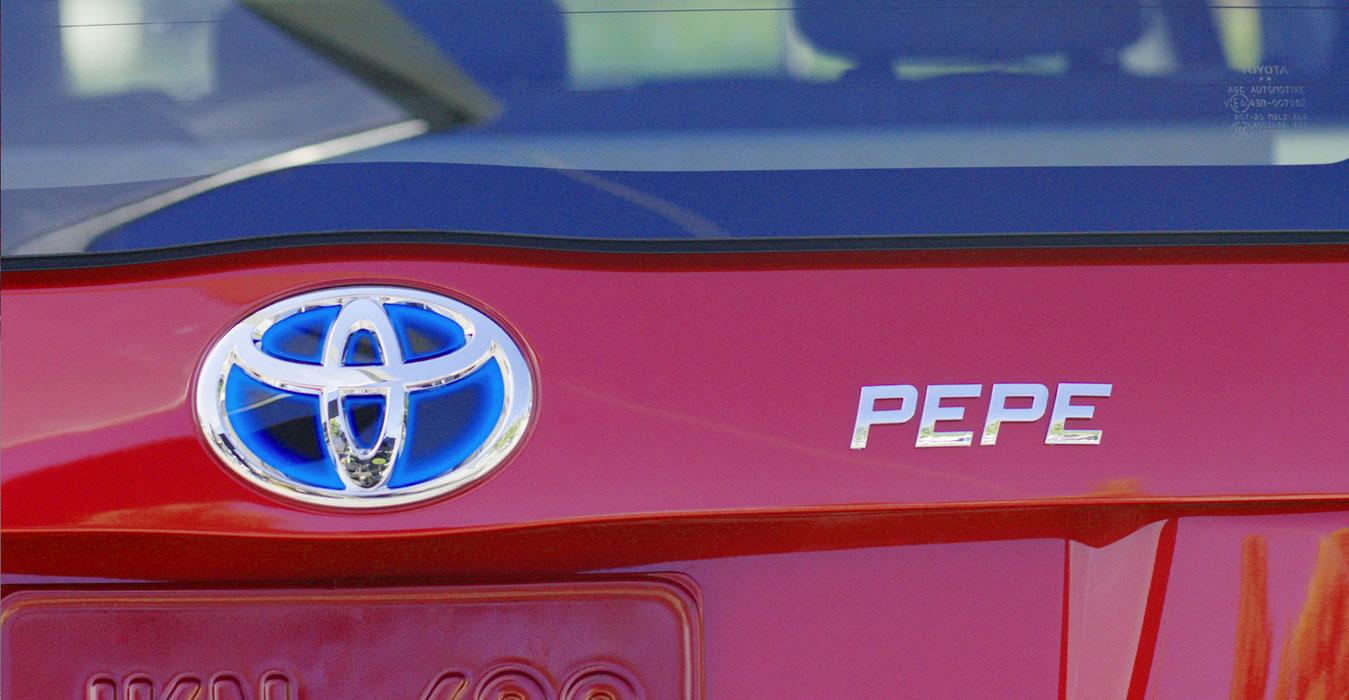 Toyota le pone nombre a tu auto