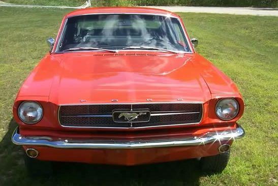 Mustang Fastback 1965