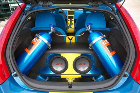 Accesorios de autos tuning