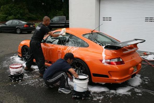 Como cuidar la pintura de tu auto