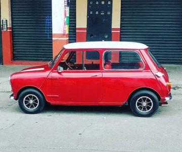 Mini Minor 850cc | Reseña 2