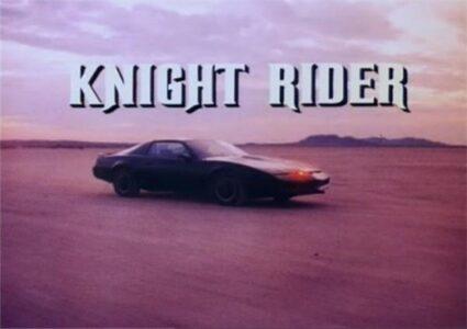 tema knight rider